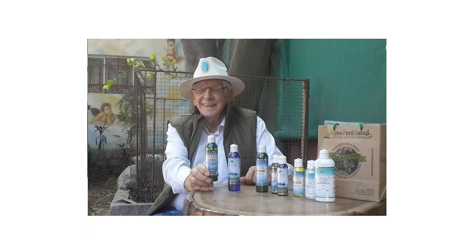 Jim Humble primero con MMS Perú Salud.
